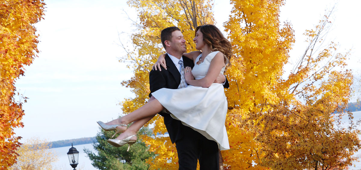 Fall Weddings in Wisconsin